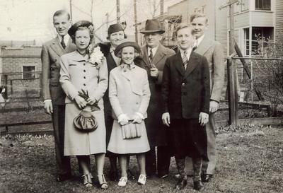 Bylancik Family 1938
