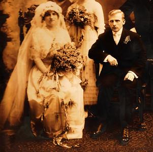 John & Clara Bylancik - June 6, 1915