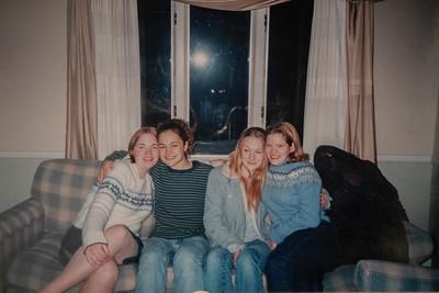 McGrath Thanksgiving 2002