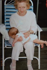 Grandma Ruth & Jeffrey