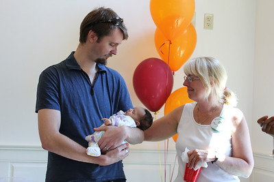 Andy Lippitt, Parker Violet & Mary Lou McGrath
