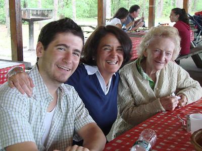 Charlie, Nan & Grandma Ruth