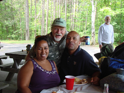 Belinda, Dick & Peter
