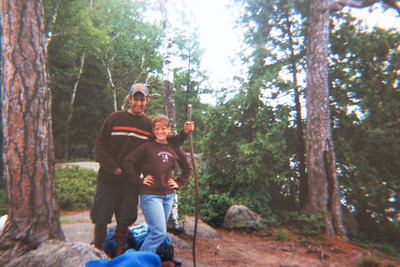 Cousins Hike w/Dick & Toni