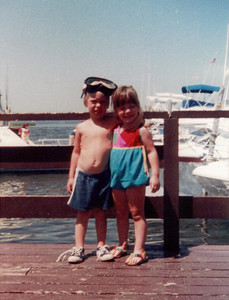 Christopher & Emily 1982