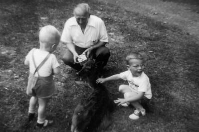 Pat, Pop & Bobbie