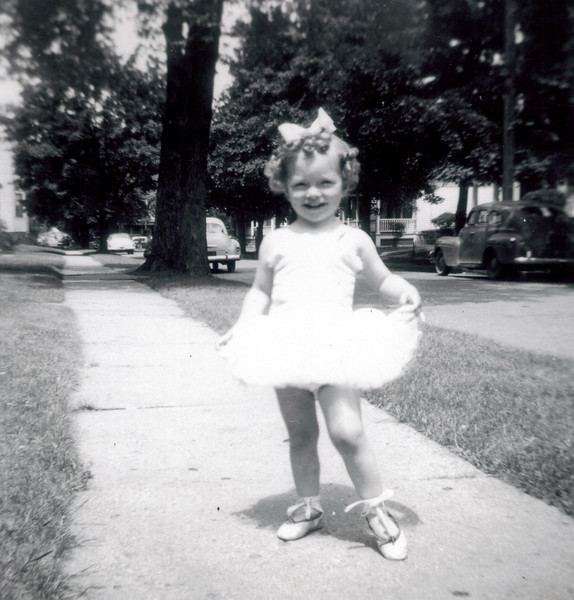Little Ballerina Mary Ann