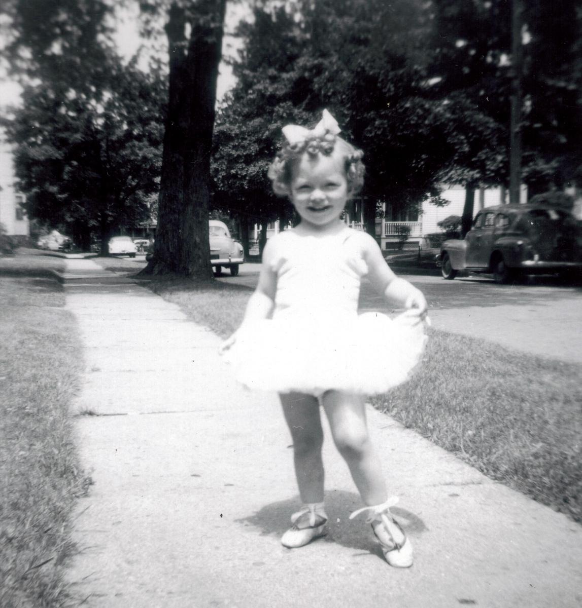 Little Ballerina Mary Ann