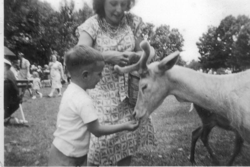 Aunt Pat & Bobbie