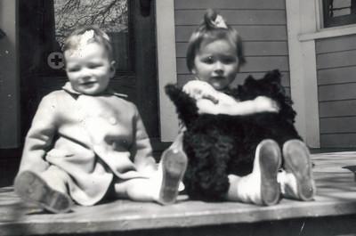Jack, Jane Ann & Scotty