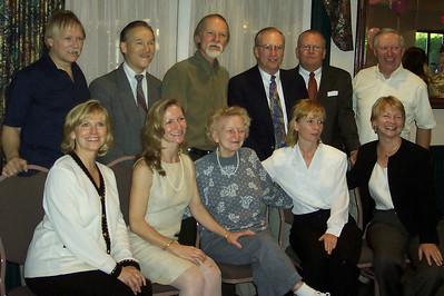McGrath Family 2003