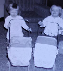 Jean & Joan ~ 1964