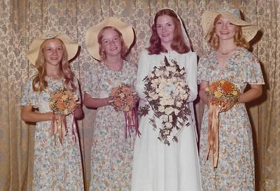 1975 Ruth & Bob's Wedding
