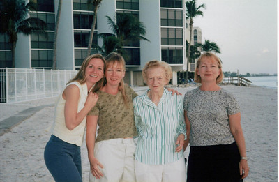 2001 Sister Weekend