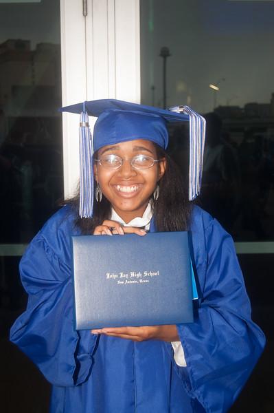 Stephanie McKinney Graduation