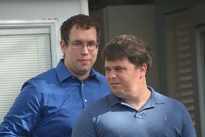 Danny Antonnie  and Dan
