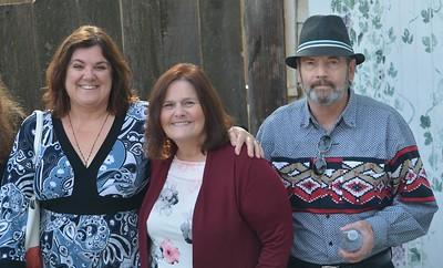 Diane  Antonetti,  Debora and John Morrill