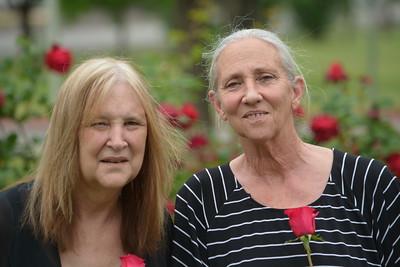 Janice Gamboni and Debbie Espuivel