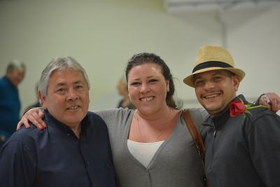 David Esquivel, Stephanie Esquivel Andrew Garcia
