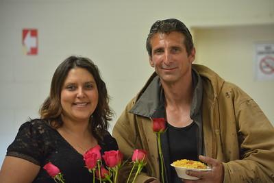 Carmen Garcia and Jerry Kimbley