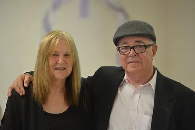 Janice Gamboni and George Alonzo
