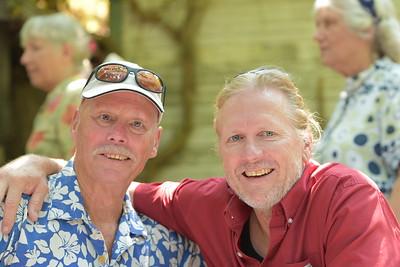 John Wood and Roger Wood