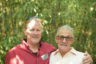 Roger Wood and Tony McLane
