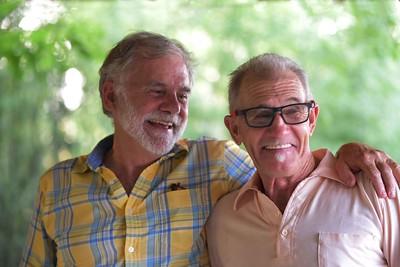 Jeff and Tony McLane