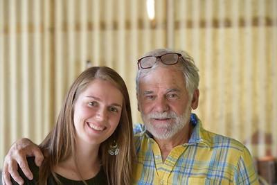 Leslie Winn and Jeff McLane