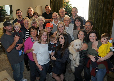 McMullen Family Christmas 2014
