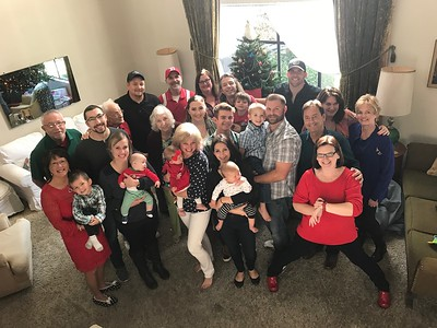 McMullen Family Christmas 2016
