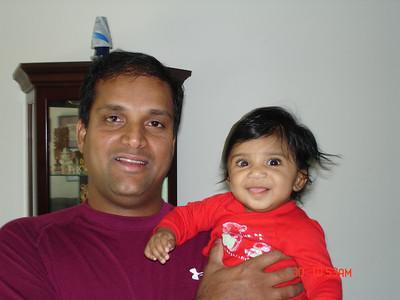 With Himanshu Anna & Tara akka