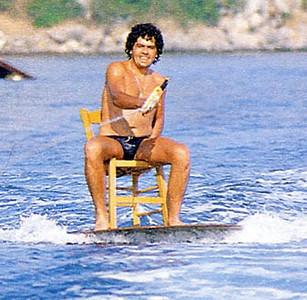 Sep 1980 - Astir Ski Club, Corfu, Greece