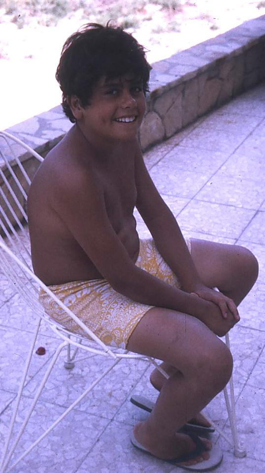 Aug 1971 - Famagusta, Cyprus