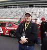 The fan favorite, Dale Earnhardt, Jr.'s #8 Budweiser Chevy.