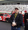 The fan favorite, Dale Earnhardt, Jr.'s #8 Budweiser Chevy.