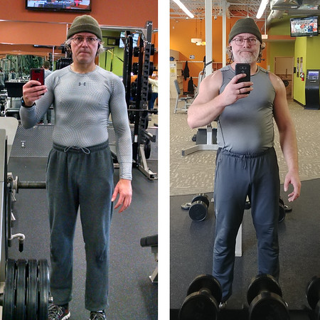 2 Years & 3 Months of Iron