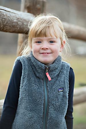 Mead/McIntyre/Ahlers family portraits, Sun Valley, Nov. 2016