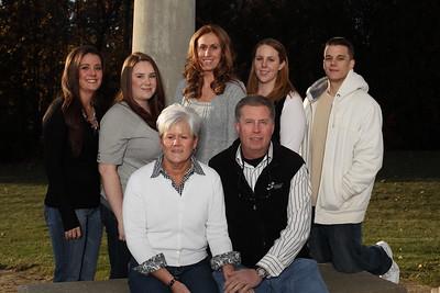 Meagan's Family