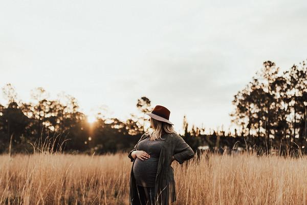 Megan - Maternity