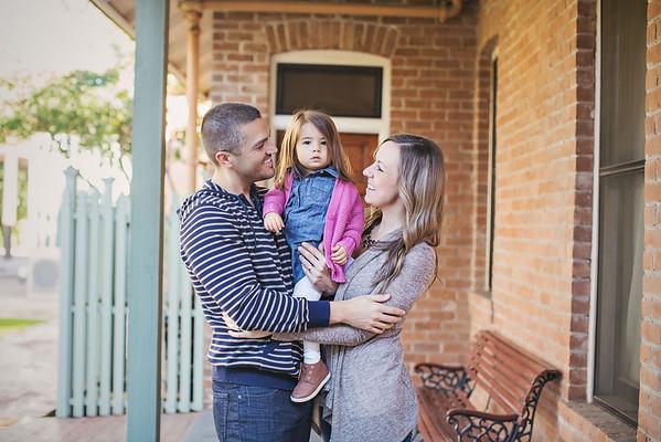 Megan, Mitch and Kennedy