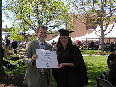 Meghan's Cornell Graduation - May 2008