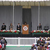 Maya Angelou delivering the Cornell 2008 Convocation Address
