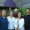Aunt Chris, Kelly, Dad, Aunt Eliza, Uncle Charlie