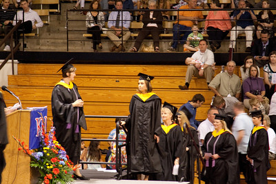 Meghan Graduates with Masters