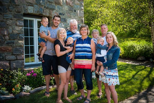 Meigan's Family 2017