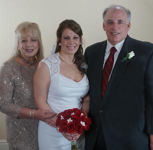 Melanie & Jason Wedding Photos by Steve Levin