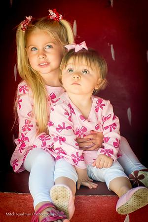 Lucy & Lola 2014 Christmas Card