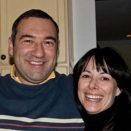 Melissa and Antonio Visit