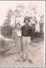 Clyde wrote: This photo is of my dad, William Samuel Kirbow, and his sister, Vera Kirbow Graham Jones. We all called her Aunt Citie<br /> <br /> Her first husband, Uncle Alex Graham, died and in later years she married Oran Jones.<br /> <br /> I figure my dad was about 20 or in his early 20's when that photo was taken. He was born in 1909...that would have to photo being taken around 1929-1930. Dixie was born in 1930 and I was born in 1937...that is about as good as I can do. All the older family has passed on and have no one to tell me. Kind of sad.